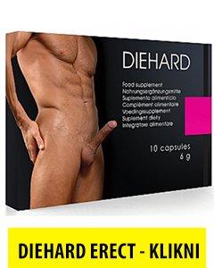 Die Hard sex kapsule za moške