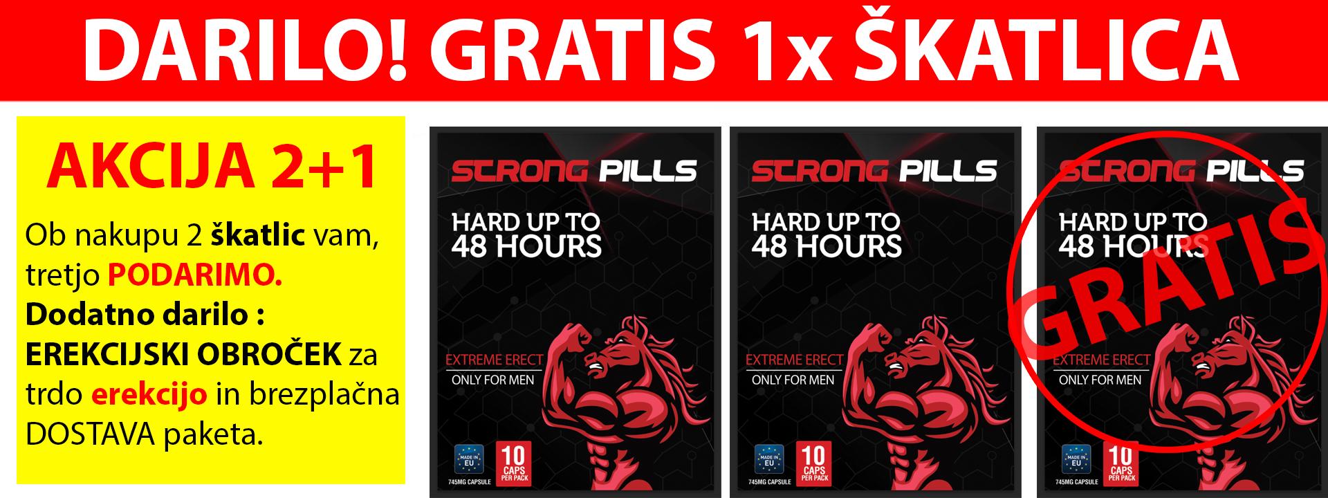 Sex tablete strong pills