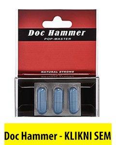 Doc hammer kapsule za erekcijo