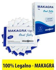 Makagra gel za erekcijo
